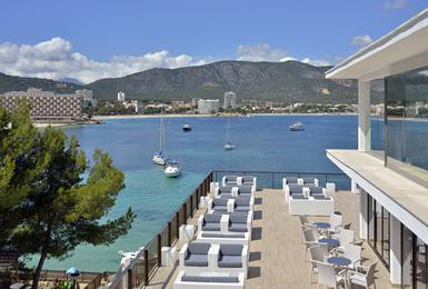 Chill Out Alua Hawaii Mallorca & Suites Hotel Palmanova, Mallorca