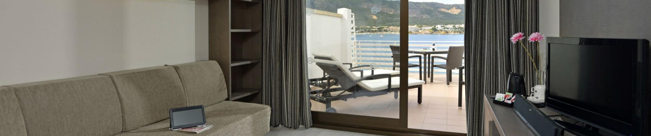 <strong>Rooms</strong> Alua Hawaii Mallorca &amp; Suites